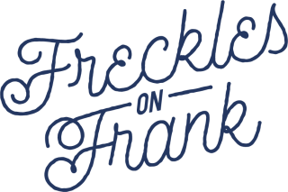 Freckles on Frank